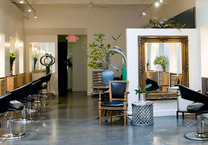 Archer Salon in San Francisco